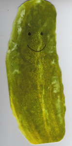 Petey the Pickle