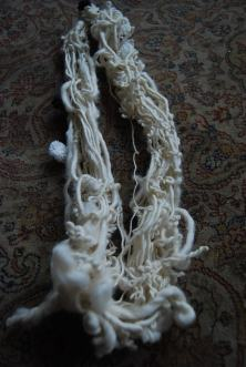 My First (Ever) Skein. This was made BEFORE Sarah Anderson's class.